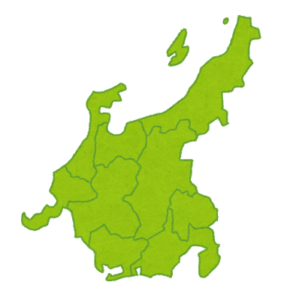 How many prefecture in 日本