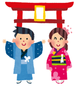 Doublet festivals in Japan